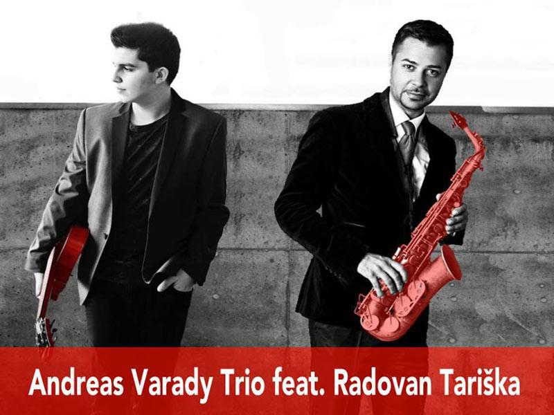 picture ANDREAS VARADY TRIO feat. RADOVAN TARIŠKA
