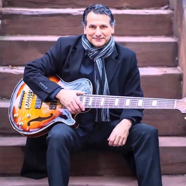 picture JOHN PATITUCCI ELECTRIC GUITAR QUARTET