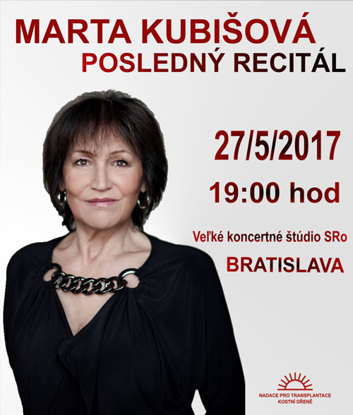 picture Marta Kubišová a její Poslední recitál