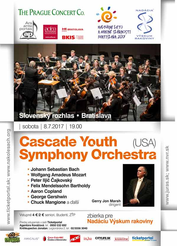 picture Cascade Youth Symphony Orchestra