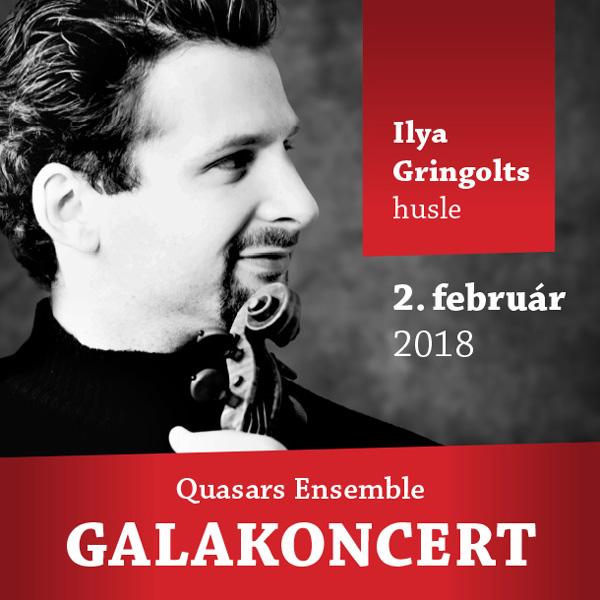 picture Quasars Ensemble & Ilya Gringolts Galakoncert