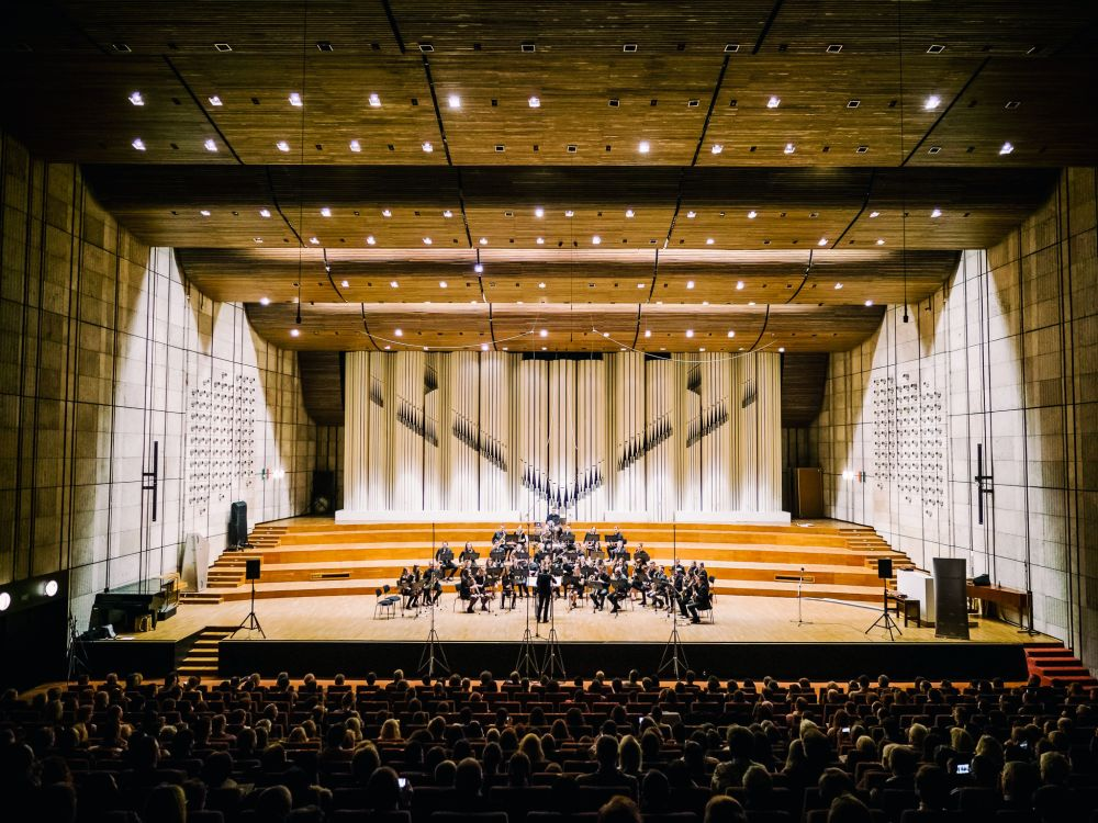 picture SAXOPHOBIA Koncert saxofónového orchestra