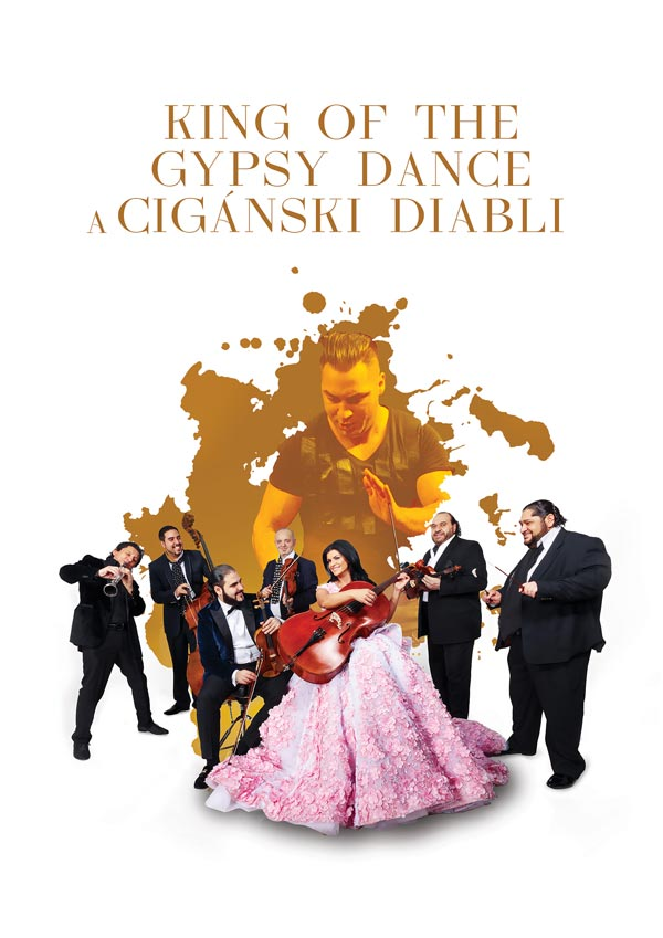 picture KING OF THE GYPSY DANCE a CIGÁNSKI DIABLI