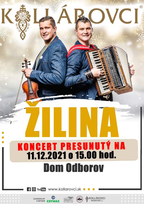 picture Kollárovci koncert - Vlasy čierne