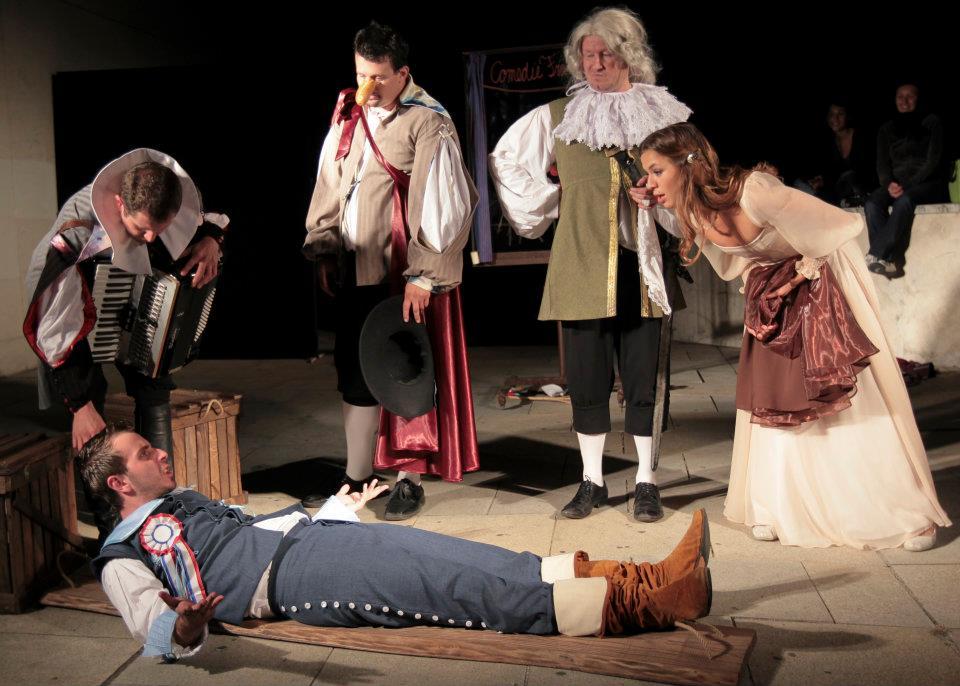 picture Cyrano, alebo Balábilé oNose