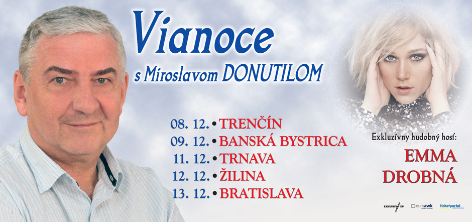 picture VIANOCE S MIROSLAVOM DONUTILOM