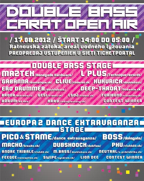 picture Double Bass & Carat Open Air