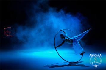 picture ARGOLLA 5.ELEMENT - tanečno – akrobatická SHOW
