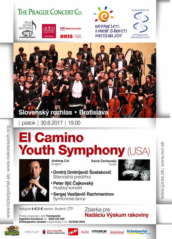 picture EL CAMINO YOUTH SYMPHONY, USA