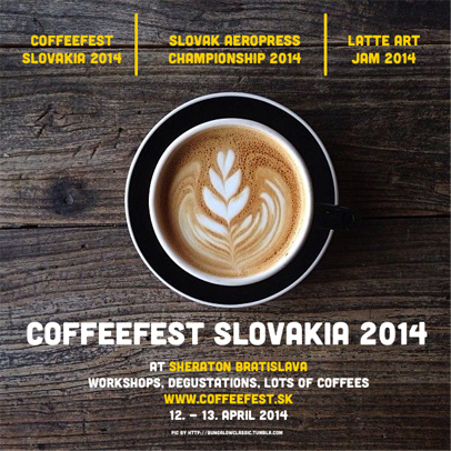 picture Coffeefest Slovakia 2014