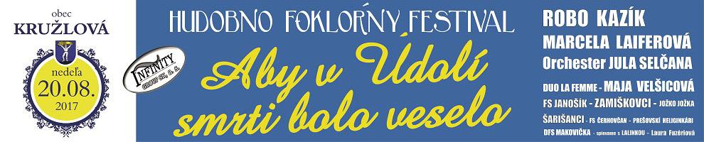 picture Folklórny festival Aby v Údolí smrti bolo veselo