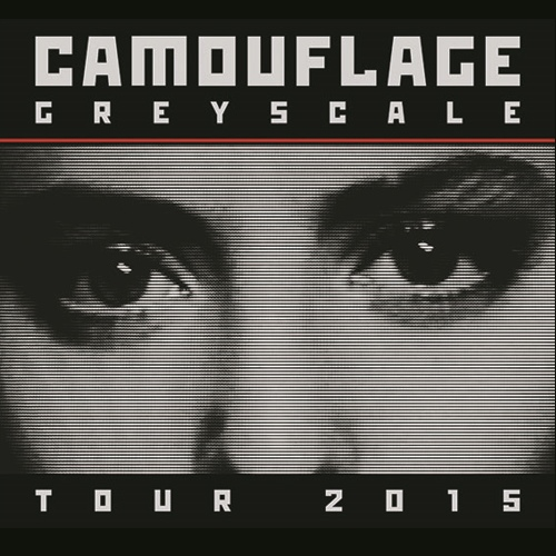 picture CAMOUFLAGE - Greyscale Tour 2015