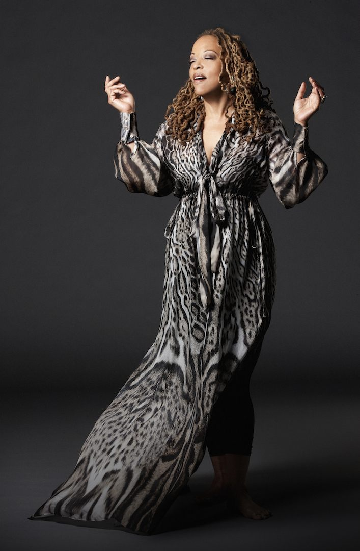 picture CASSANDRA WILSON - dvojnásobná držiteľka Grammy