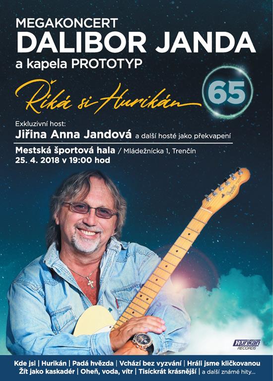 picture Dalibor Janda so skupinou Prototyp