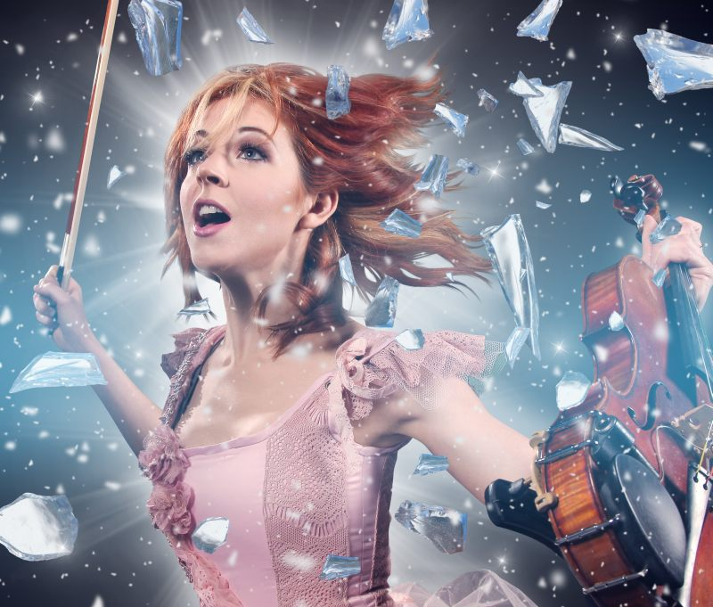 picture LINDSEY STIRLING