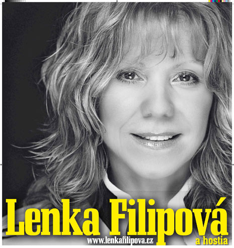 picture Lenka Filipová a hostia