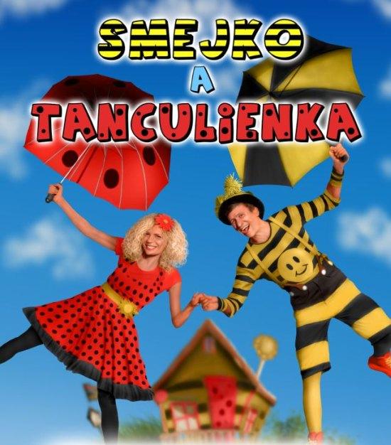 picture Smejko a Tanculienka - Čáry Máry Fuk
