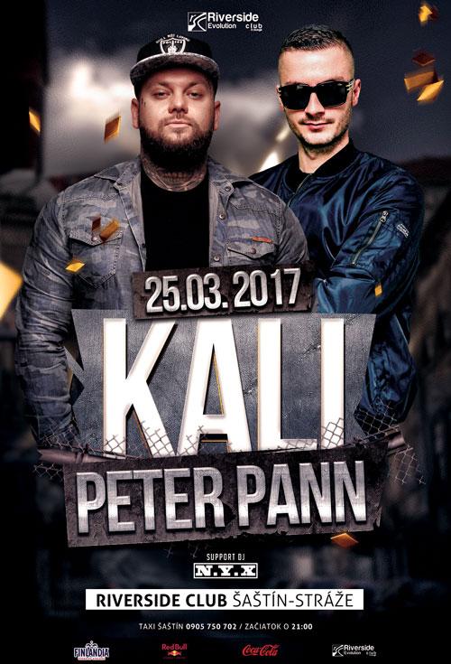 picture KALI & PETER PANN