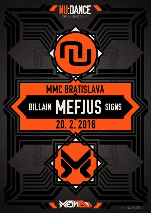 picture NU:DANCE & METHLAB w. Mefjus, Billain, Signs
