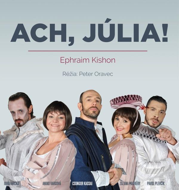 picture Ach, Júlia!