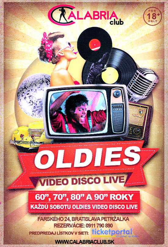 picture Oldies Video Disco live