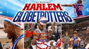 picture Harlem Globetrotters