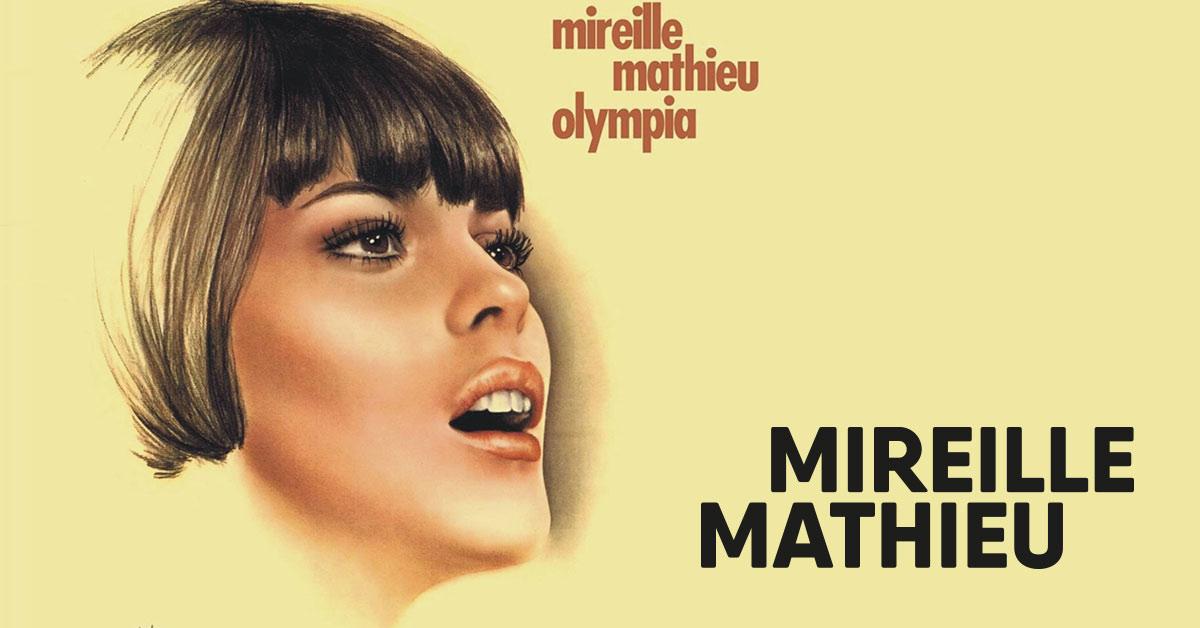 picture MIREILLE MATHIEU