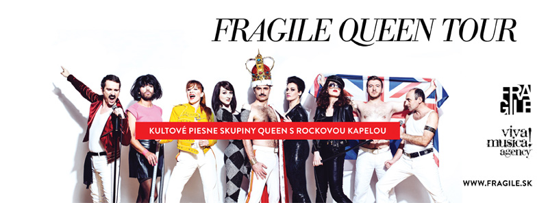 picture FRAGILE QUEEN TOUR