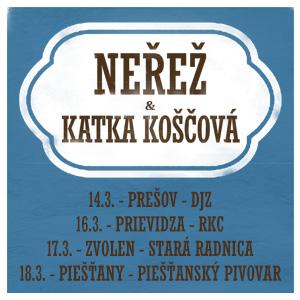 picture Neřež a Katka Koščová