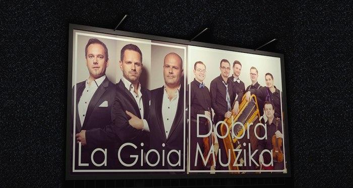 picture LA GIOIA a DOBRÁ MUZIKA