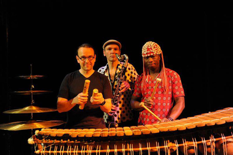 picture Ali Keita: African Jazz Trance