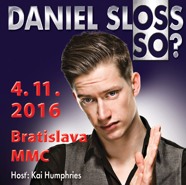 picture Daniel Sloss - SO?