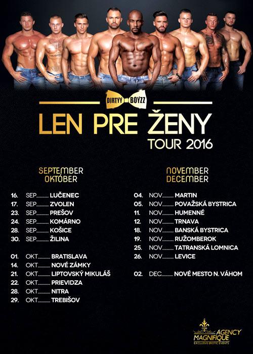 picture LEN PRE ŽENY TOUR 2016