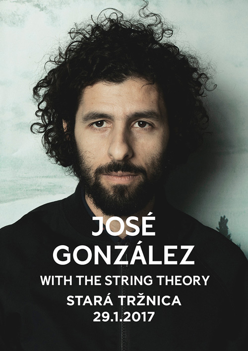 picture José González with The String Theory