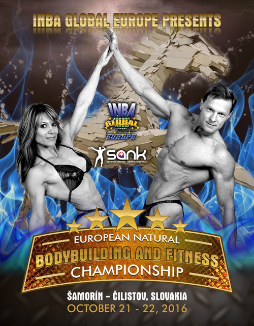 picture European Natural Bodybuilding&Fitness Championship