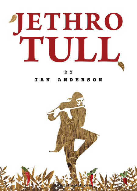 picture JETHRO TULL BY IAN ANDERSON