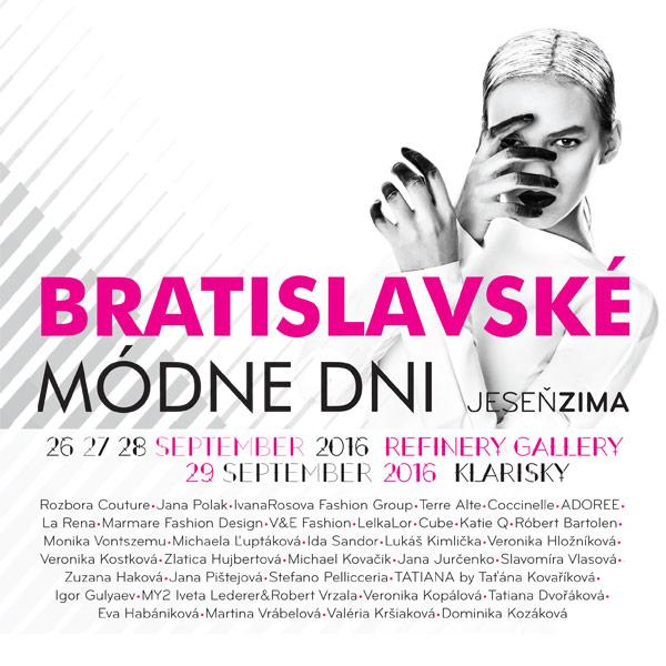 picture Bratislavské módne dni Jeseň/Zima 2016