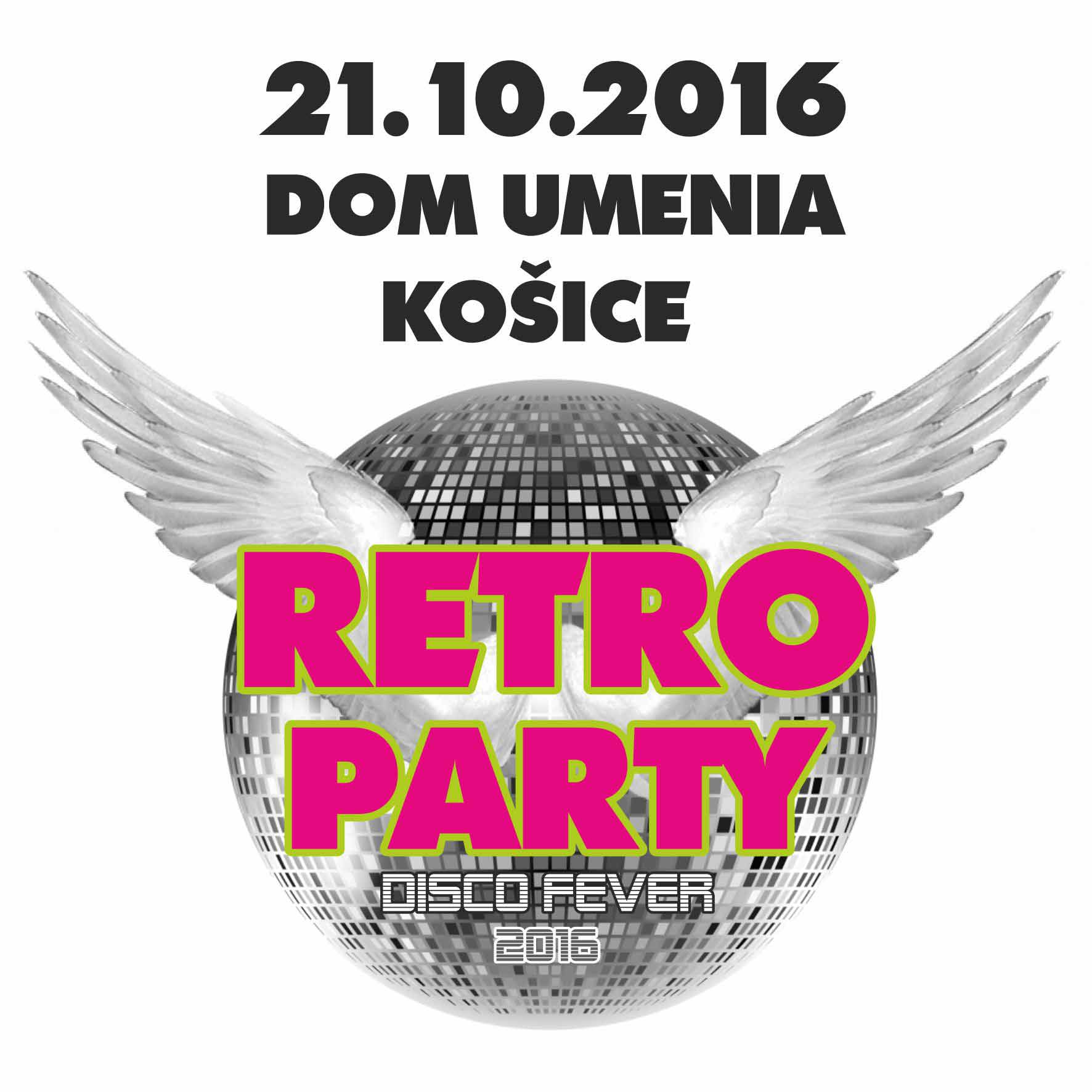 picture RETRO PARTY 2016