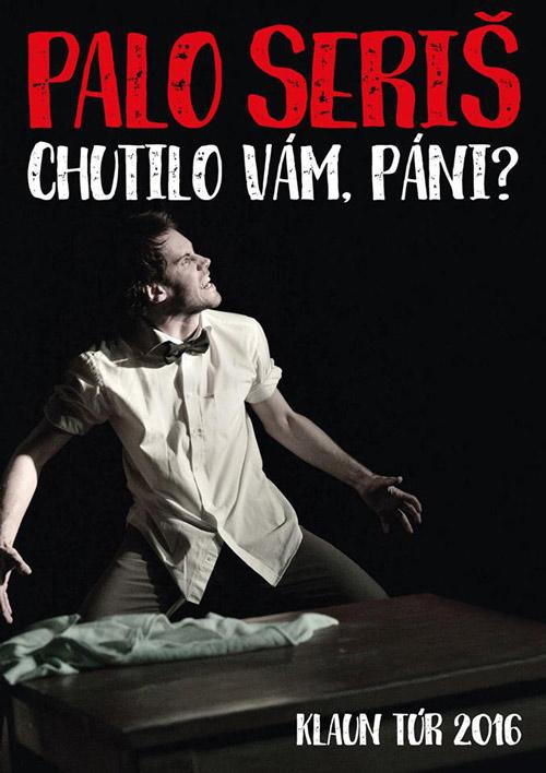 picture Palo Seriš - komédia jedného herca