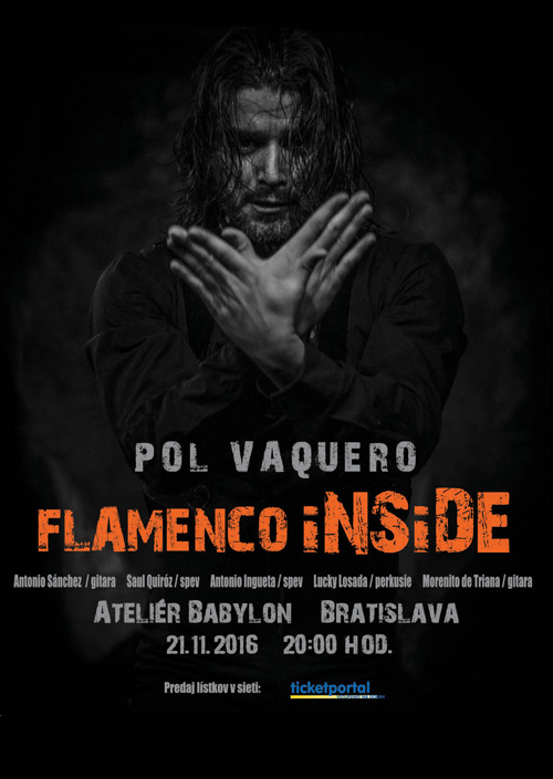 picture POL VAQUERO - Flamenco INSIDE