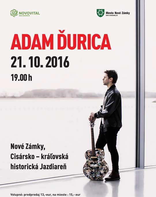 picture Adam Ďurica 2016