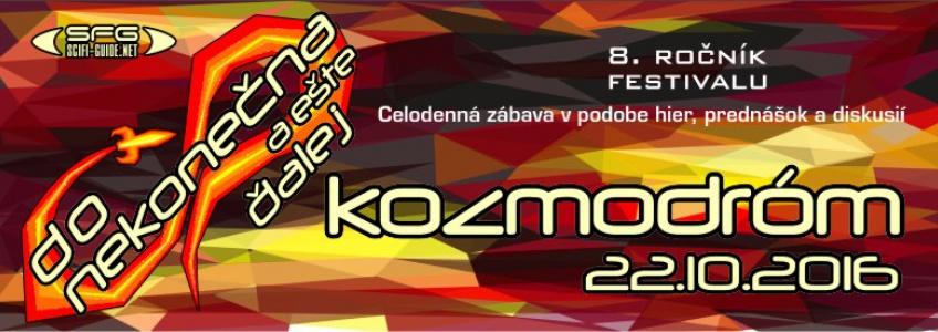 picture KOZMODRÓM 2016