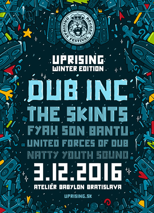 picture Uprising Winter Edition 2016