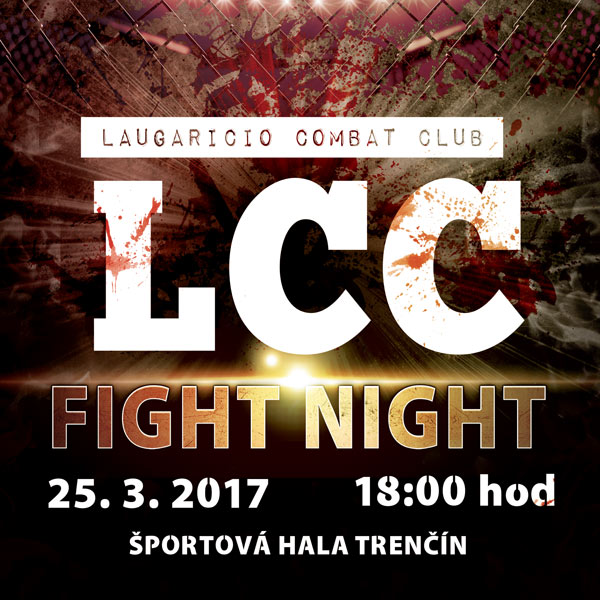 picture LCC FIGHT NIGHT