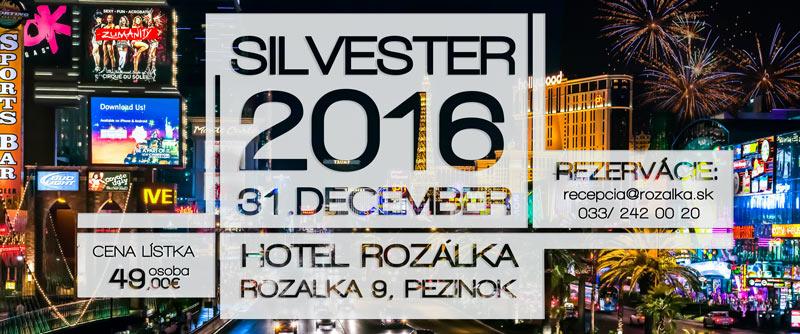picture Silvester 2016 v Hoteli Rozálka