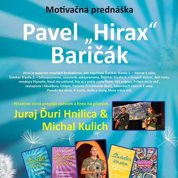 picture Pavel Hirax Baričák