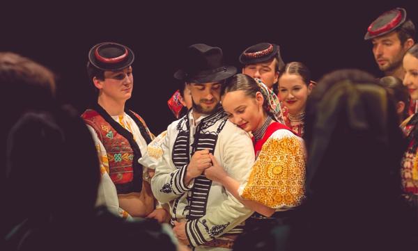 picture Vystúpenie FS Očovan s programom V Očovej doma