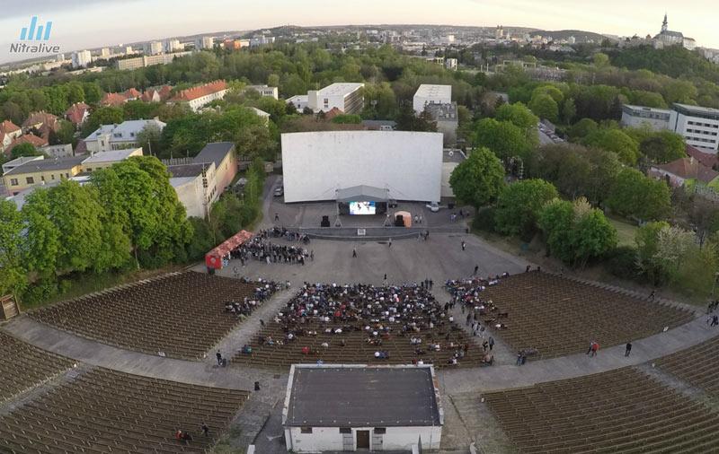 picture ELÁN Živých nás nedostanú - Open Air 2017