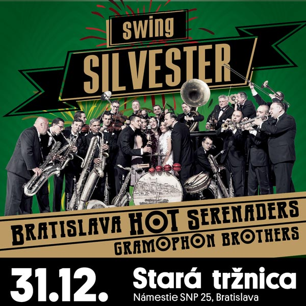 picture Swing Silvester / Bratislava Hot Serenaders