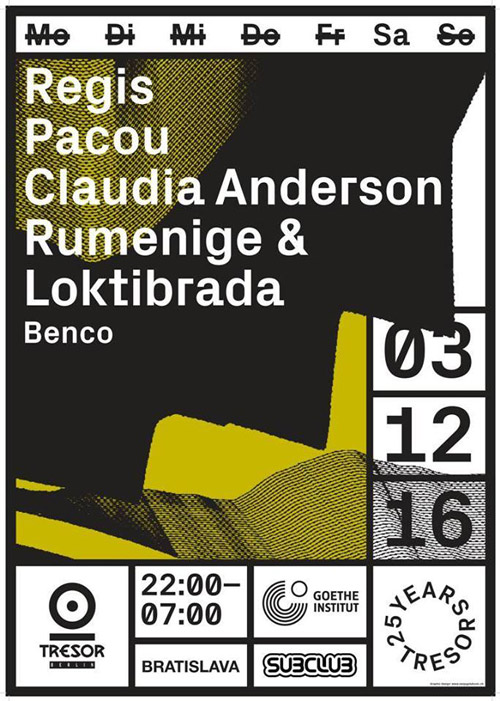 picture TRESOR 25 YEARS @ SUBCLUB